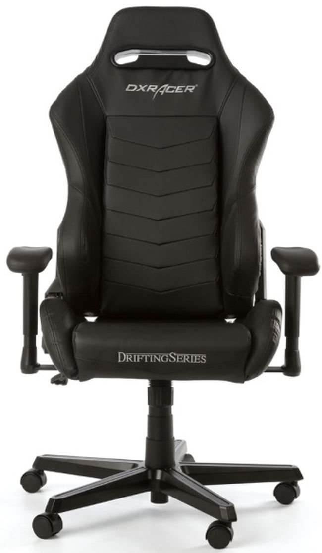 Геймърски стол DXRacer - серия DRIFTING, черен - OH/DM166/N - 4