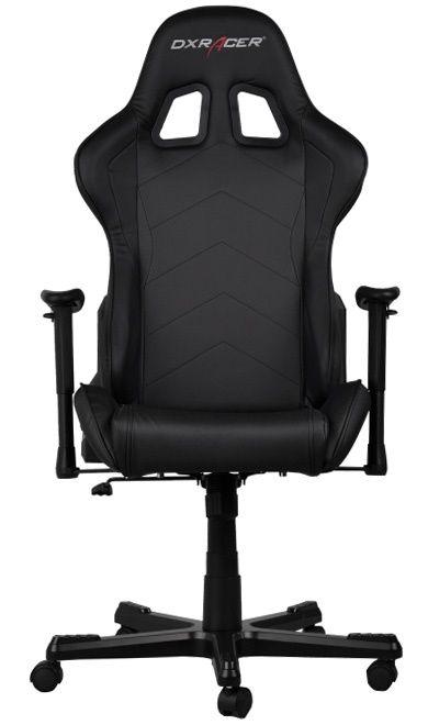 Геймърски стол DXRacer Formula - черен (OH/FE08/N) - 3