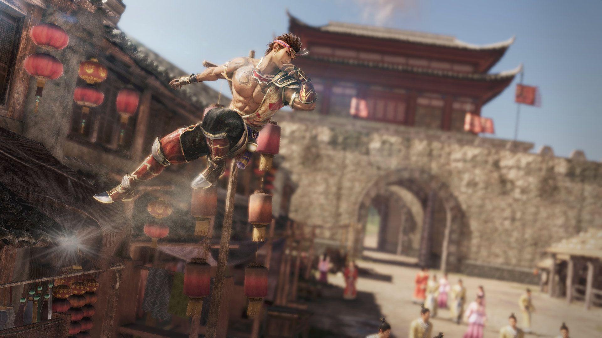 Dynasty Warriors 9 (PS4) - 5