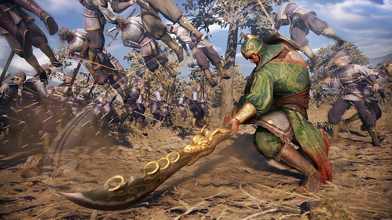 Dynasty Warriors 9 (Xbox One) - 9