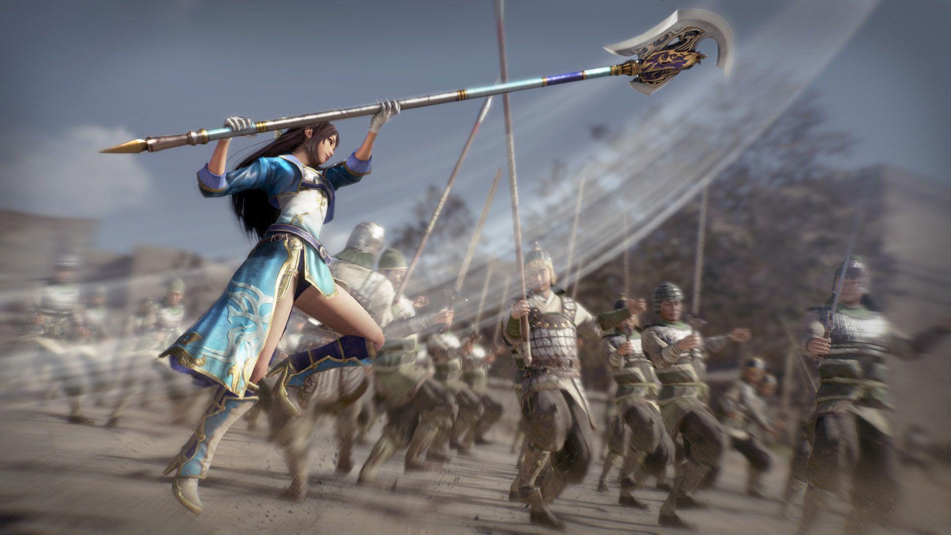 Dynasty Warriors 9 (PS4) - 6