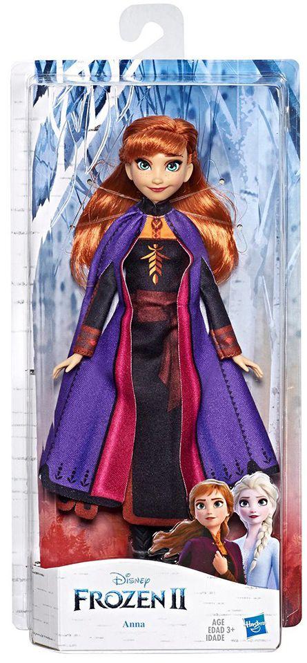 Кукла Hasbro Frozen 2 - Анна, 30 cm - 1