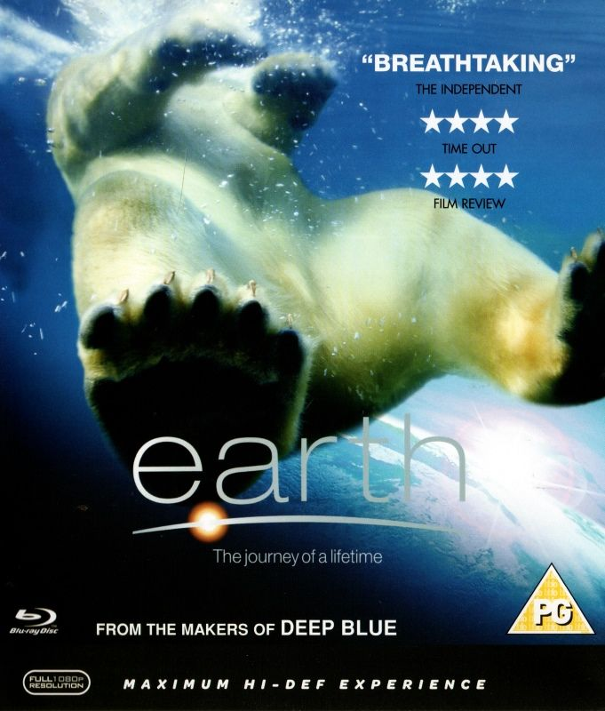 Earth (Blu-Ray) - 1