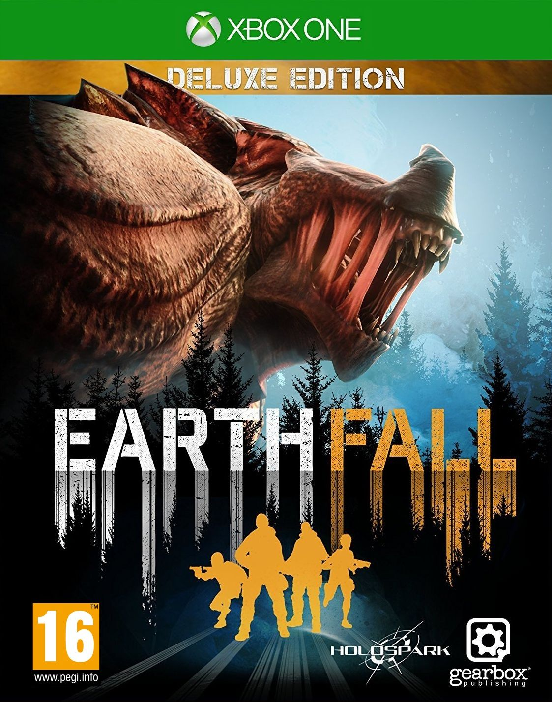 EarthFall Deluxe Edition (Xbox One) - 1