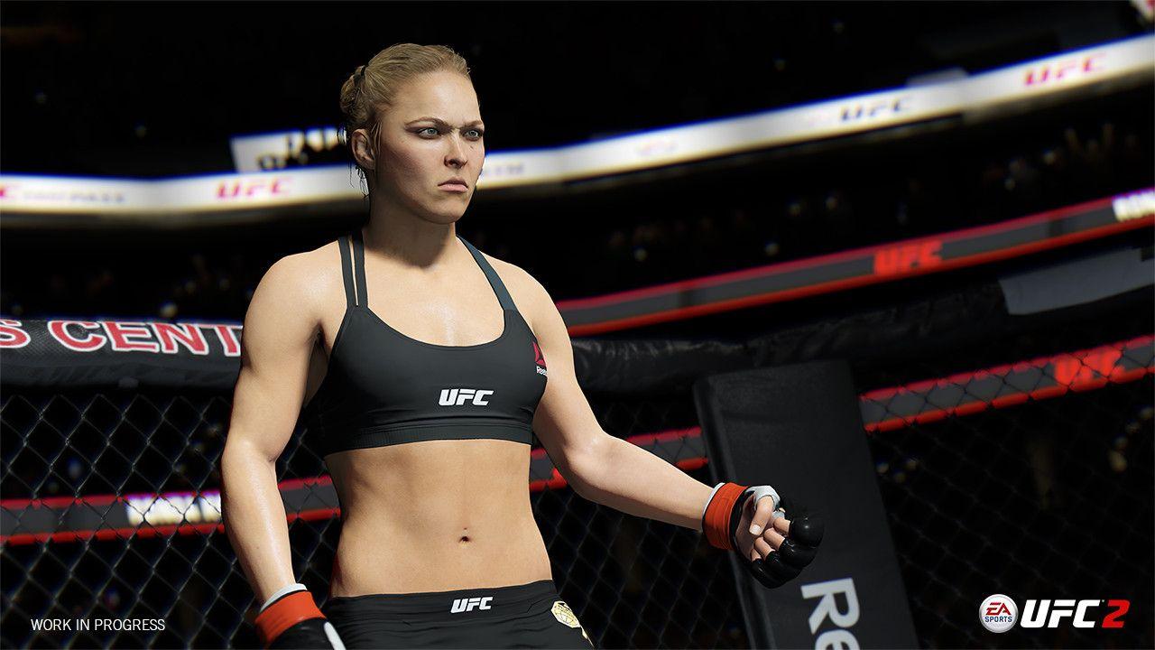 EA Sports UFC 2 (PS4) - 3
