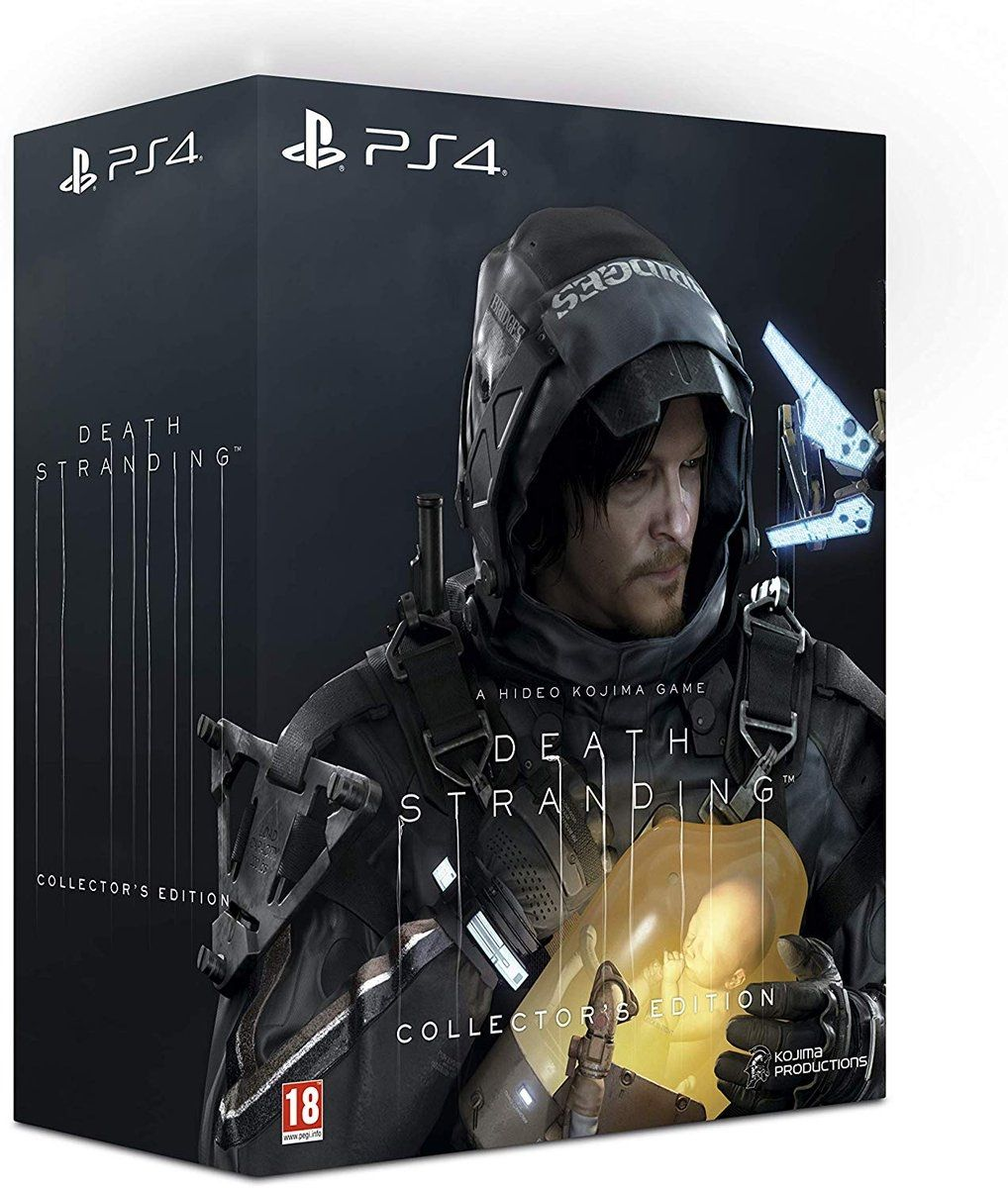Death Stranding - Collector's Edition (PS4) - 1