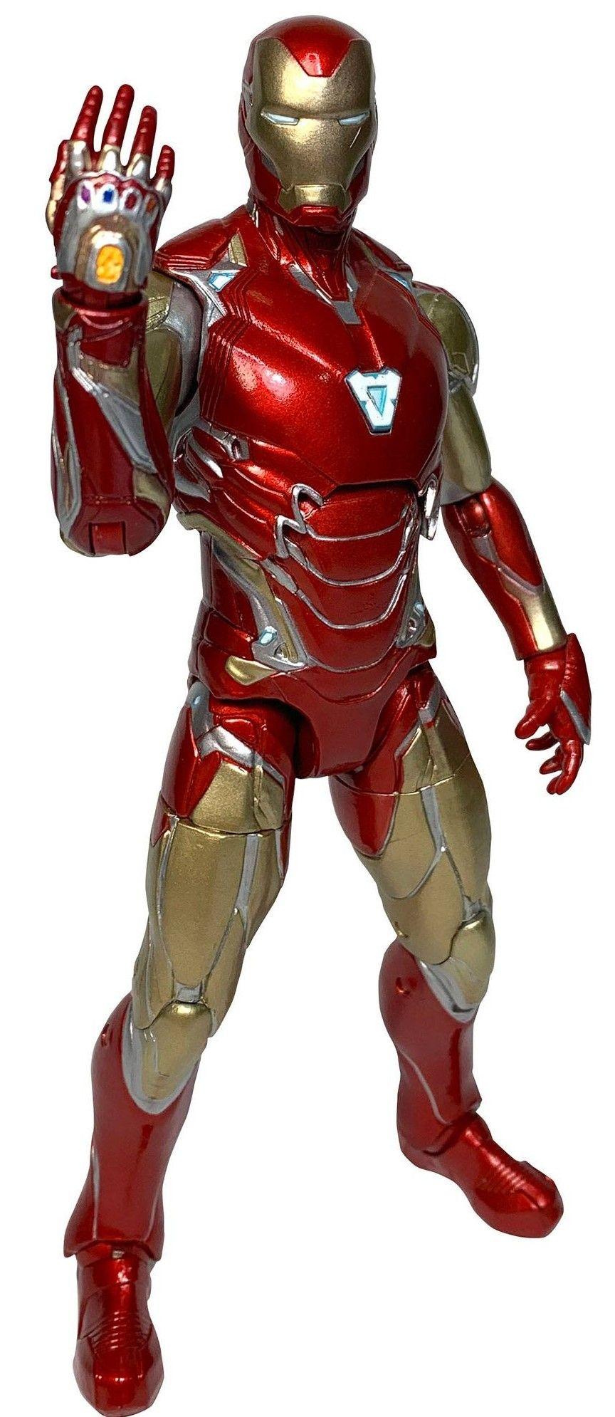 Екшън фигура Diamond Marvel Select Avengers - Iron Man, 18 cm - 1
