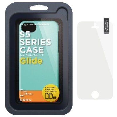 Калъф Elago S5 Glide за iPhone 5, Iphone 5s - светлосин - 4