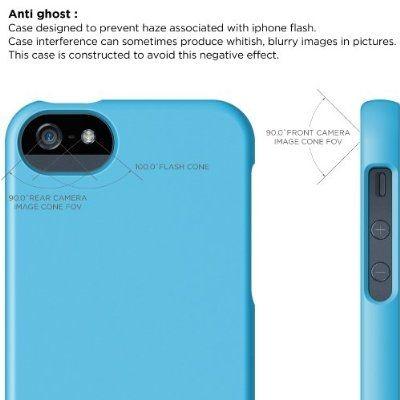 Калъф Elago S5 Glide за iPhone 5, Iphone 5s - син- - 4