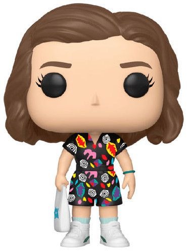 Фигура Funko Pop! TV: Stranger Things - Eleven in Mall Outfit, #802 - 1