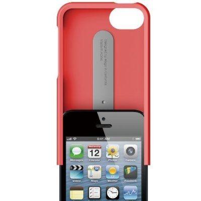 Калъф Elago S5 Glide за iPhone 5, Iphone 5s - светлочервен - 3