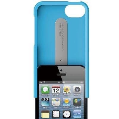 Калъф Elago S5 Glide за iPhone 5, Iphone 5s - син- - 2