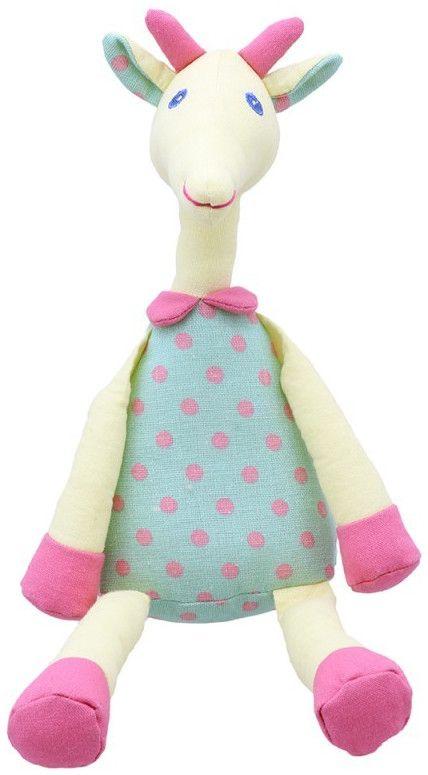 Плюшена играчка The Puppet Company Wilberry Linen - Елен, от лен, 35 cm - 1