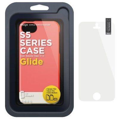 Калъф Elago S5 Glide за iPhone 5, Iphone 5s - светлочервен - 2