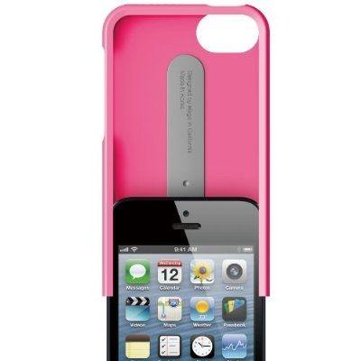 Калъф Elago S5 Glide за iPhone 5, Iphone 5s - тъмнорозов- - 5