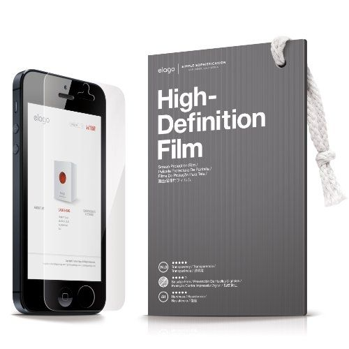 Калъф Elago S5 Glide за iPhone 5, Iphone 5s - бял-гланц - 9