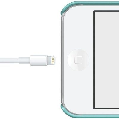 Elago S5 Slim Fit Case за iPhone 5 -  светлосин - 4