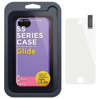 Калъф Elago S5 Glide за iPhone 5, Iphone 5s -  лилав-мат - 6