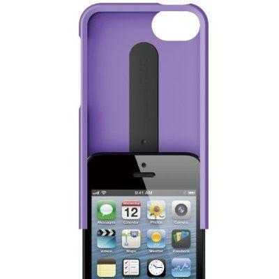 Калъф Elago S5 Glide за iPhone 5, Iphone 5s -  лилав-мат - 4