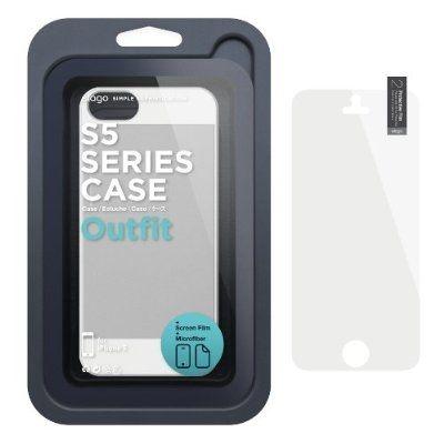 Elago S5 Outfit Aluminum за iPhone 5 -  бял - 6