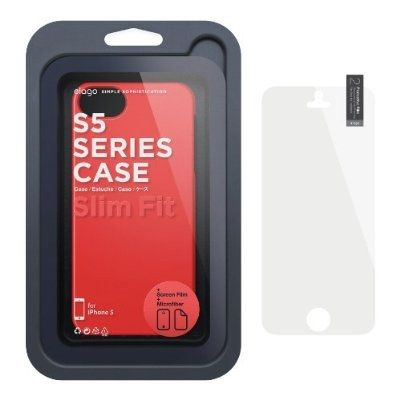 Elago S5 Slim Fit 2 Case за iPhone 5 -  червен - 4