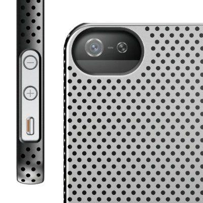Калъф Elago S5 Breathe за iPhone 5, Iphone 5s -  сив - 3