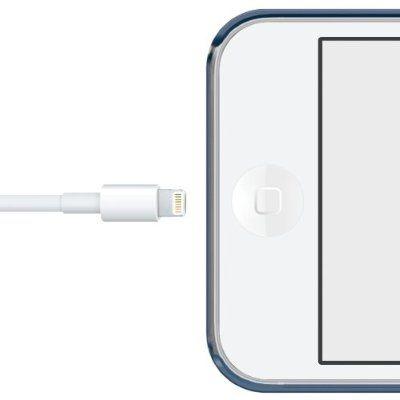 Elago S5 Outfit Aluminum за iPhone 5 -  тъмносин - 5