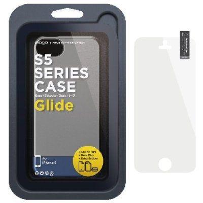Калъф Elago S5 Glide за iPhone 5, Iphone 5s - тъмносив- - 6