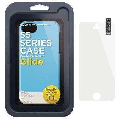 Калъф Elago S5 Glide за iPhone 5, Iphone 5s - син- - 6