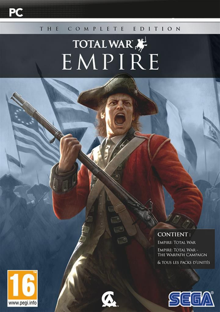 Empire Total War The Complete Edition (PC) - 1