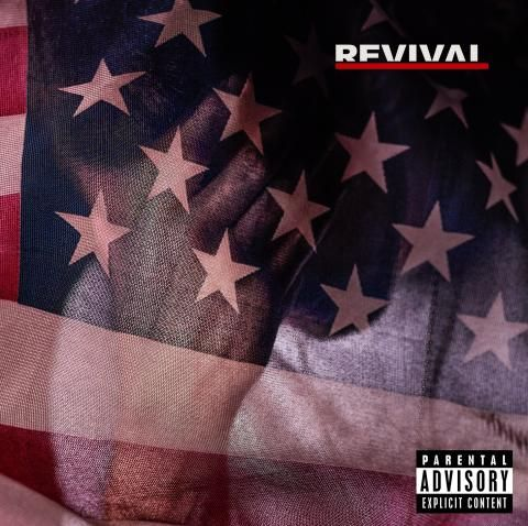 Eminem - Revival (CD) - 1