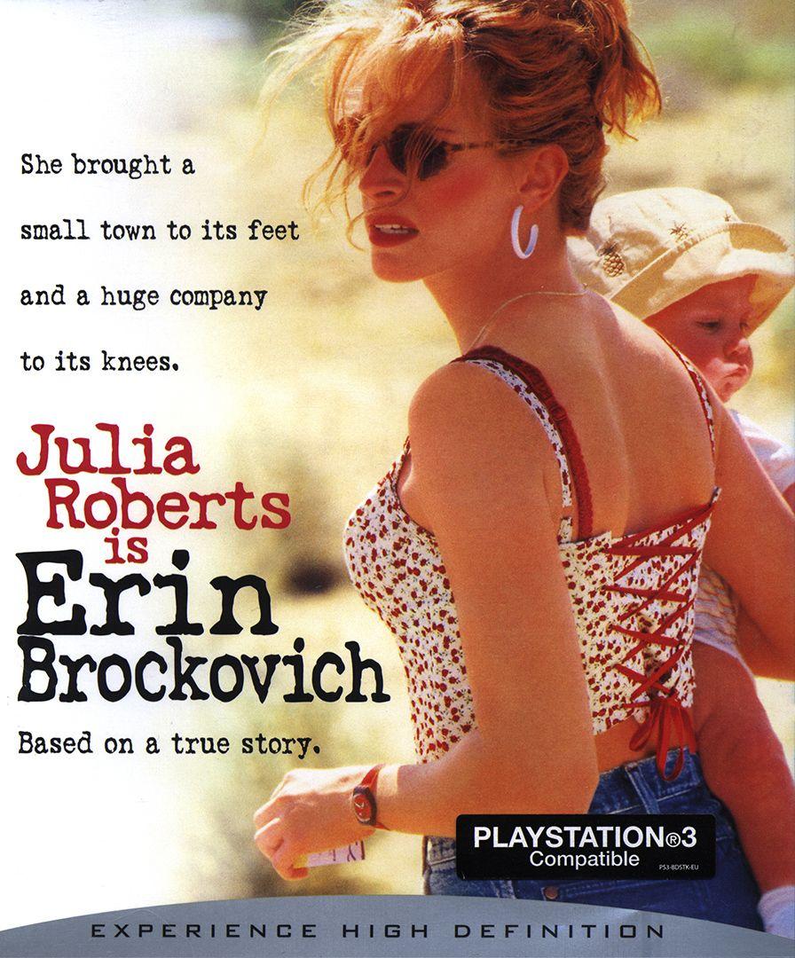 Ерин Брокович (Blu-Ray) - 1