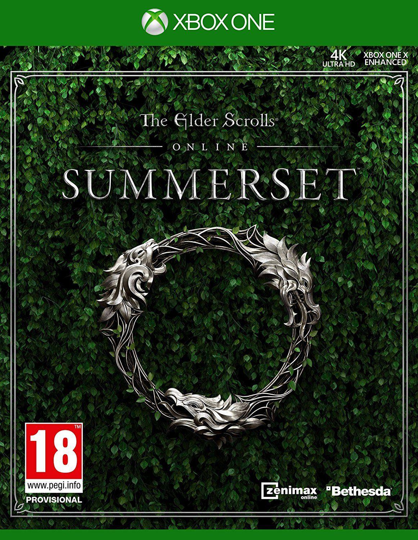 The Elder Scrolls Online Summerset (Xbox One) - 1