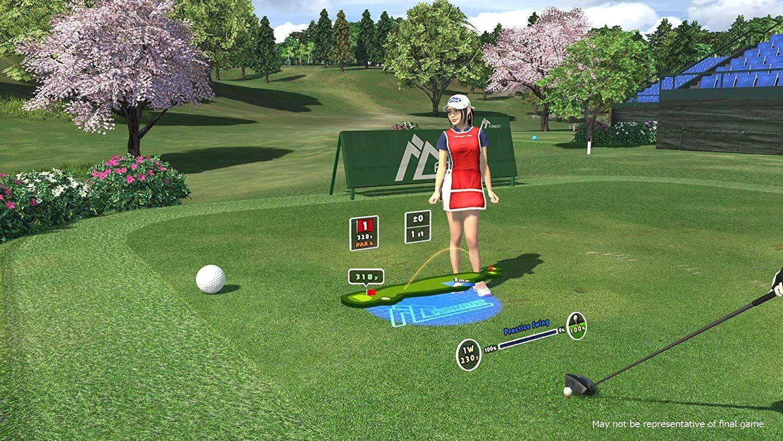Everybody's Golf VR (PS4 VR) - 6