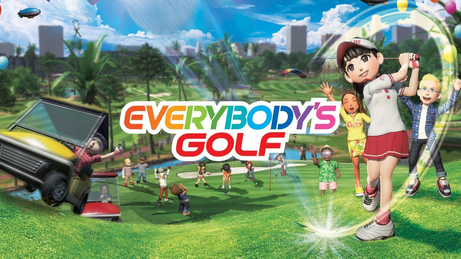 Everybody's Golf (PS4) - 7