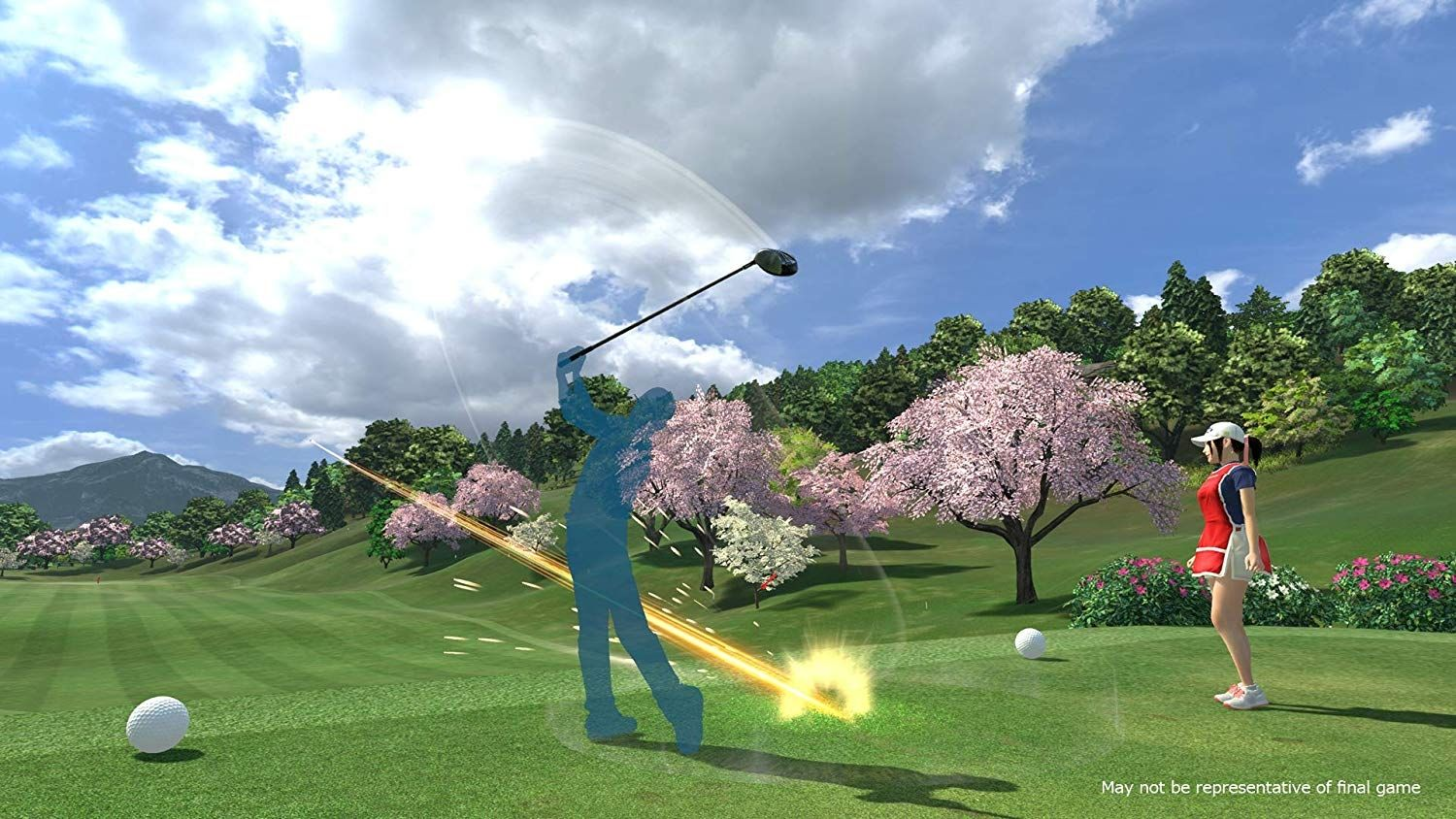 Everybody's Golf VR (PS4 VR) - 5