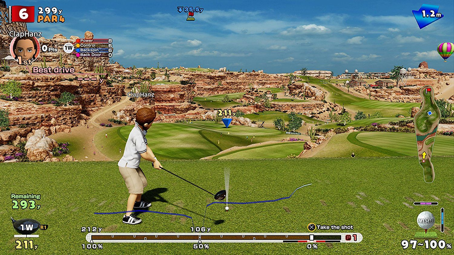 Everybody's Golf (PS4) - 3