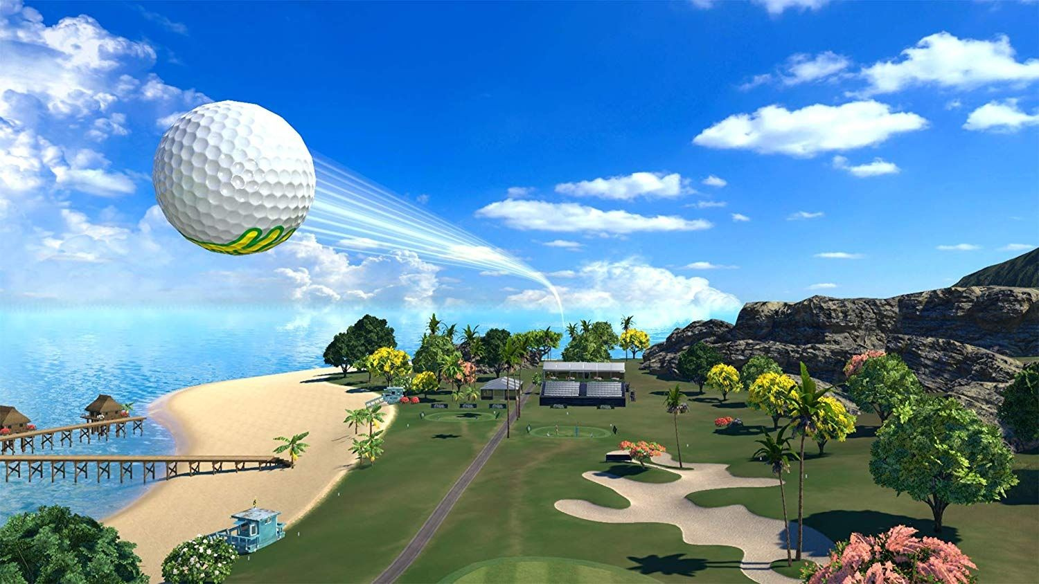 Everybody's Golf VR (PS4 VR) - 4