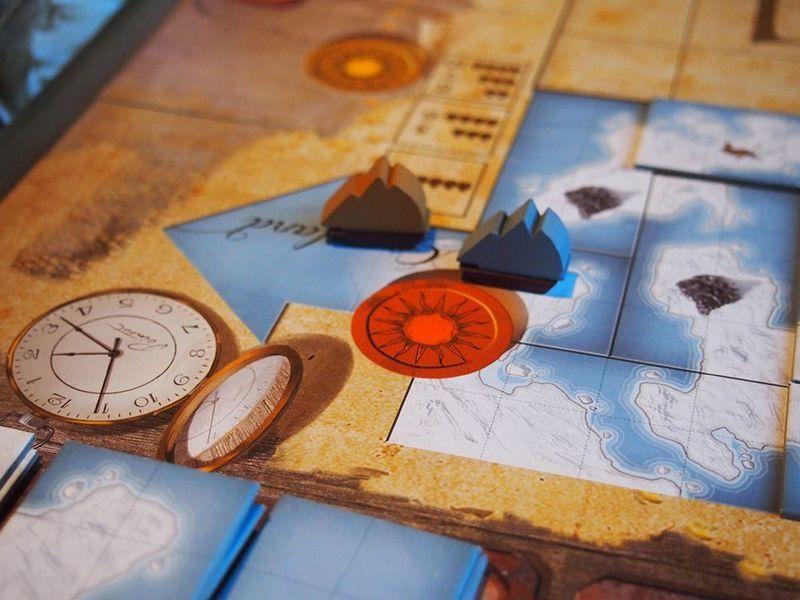 Настолна игра Expedition - Northwest Passage - 3