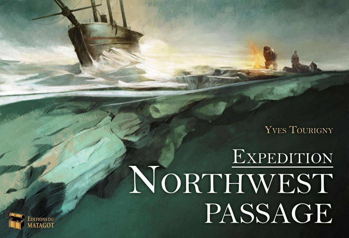 Настолна игра Expedition - Northwest Passage - 1