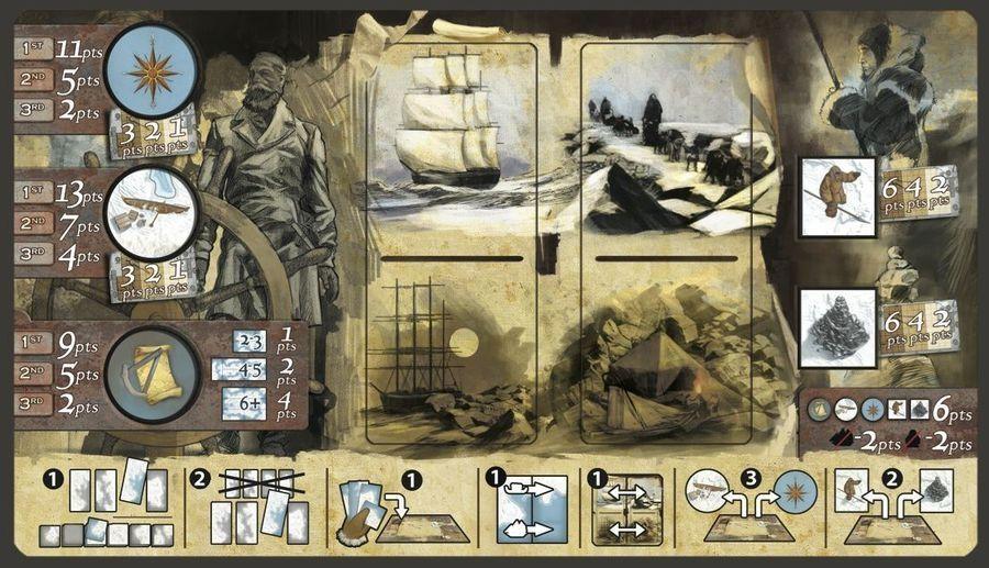 Настолна игра Expedition - Northwest Passage - 2