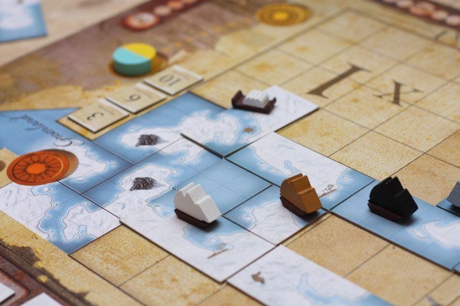 Настолна игра Expedition - Northwest Passage - 4