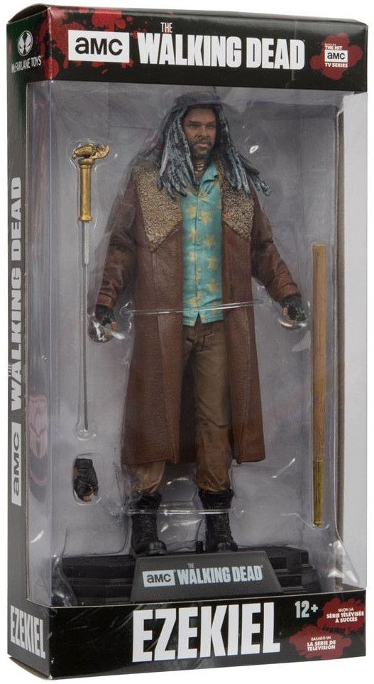 Екшън фигура McFarlane The Walking Dead TV Version - Ezekiel, 18 cm - 2
