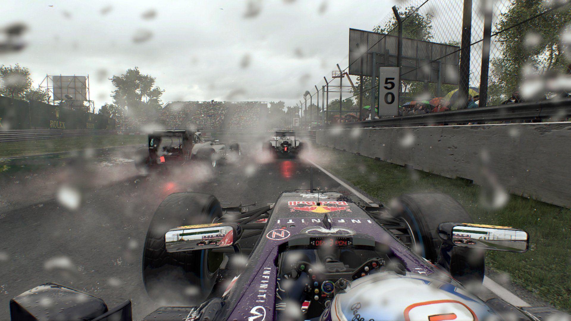 F1 2015 (PS4) - 9