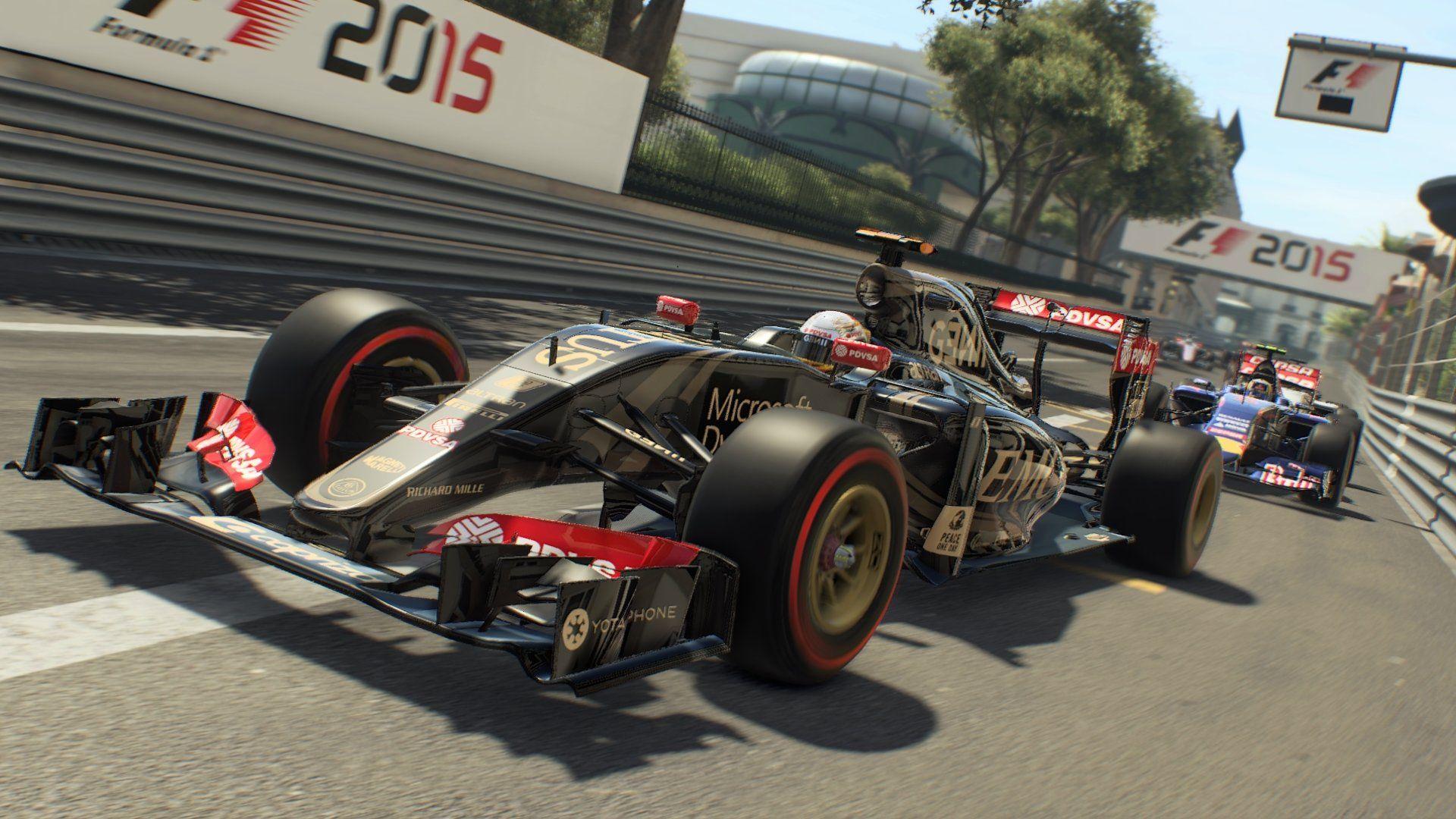 F1 2015 (PS4) - 11