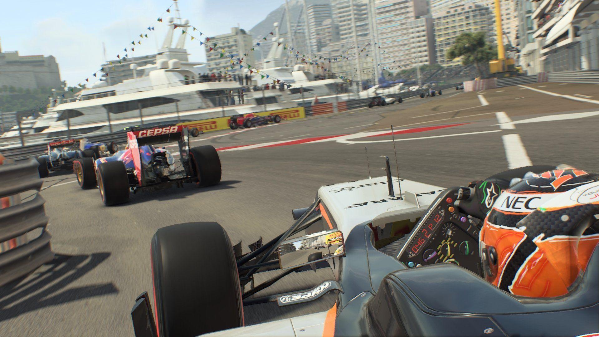 F1 2015 (PS4) - 7