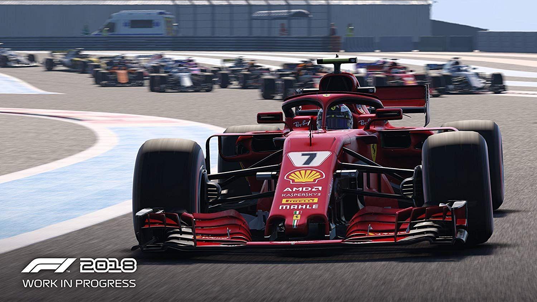 F1 2018 (PS4) - 7