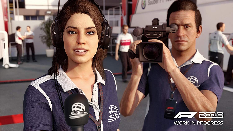 F1 2018 (PS4) - 4