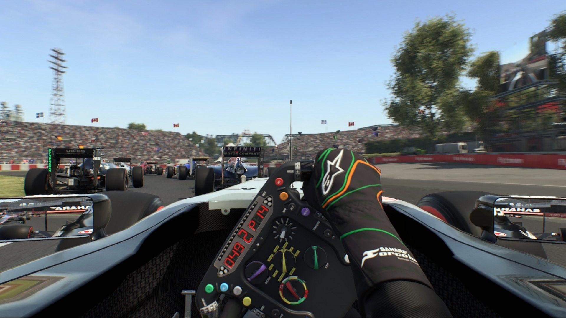 F1 2015 (PS4) - 3