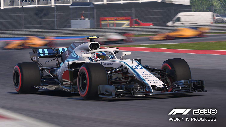F1 2018 Headline Edition (Xbox One) - 5